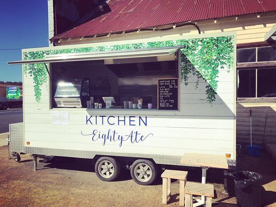 ‪‪Bombala‬, أستراليا: Kitchen EightyAte, mobile pop-up cafe!‬