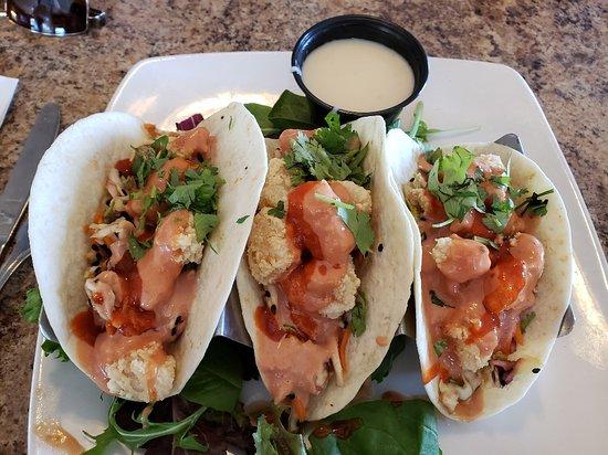Glenwillow Grille: Shrimp Tacos