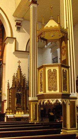 Iglesia de San José: Pulpito