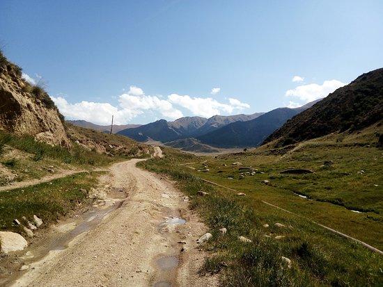 Kaji-Say, جمهورية قرغيزستان: Выход в верхнюю долину