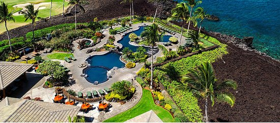 Halii Kai Resort Map Travel Guide