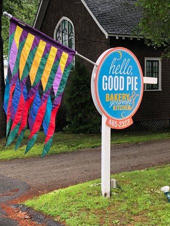 Hello Good Bye, Hello Good Pie