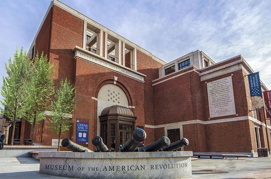 Museum of the American Revolution...