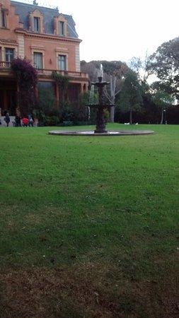 Villa Ocampo: Vista de lejos