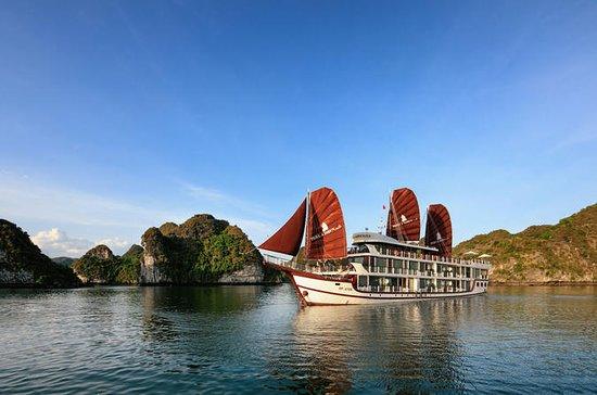 Croisière dans la baie de Lan Ha avec...