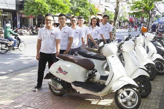 Vespa Nha Trang Kulturreise