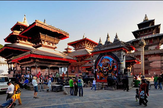 Excursão a Kathmandu em 1 dia...
