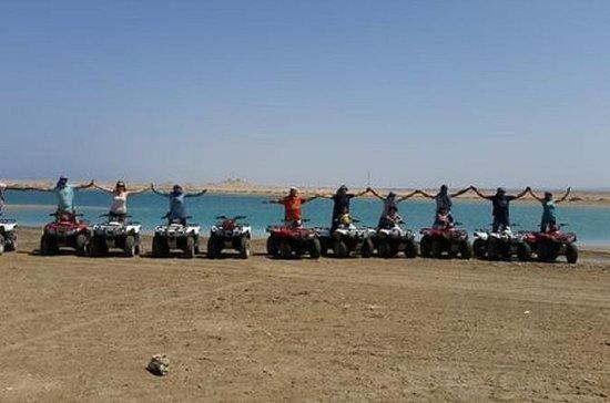 Moto Marine turné från Marsa Alam