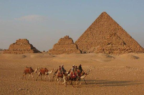 Kairo tre dagar resa från Marsa Alam