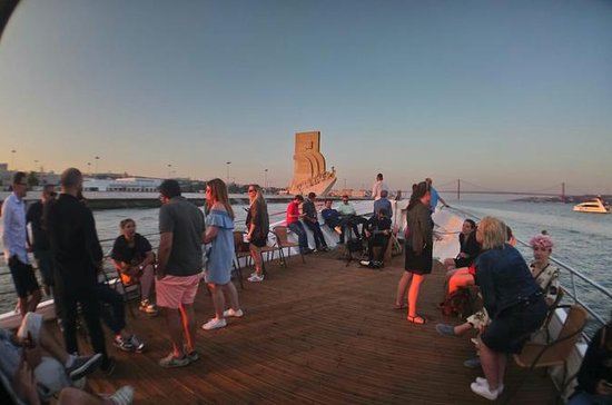 SUNSET CRUISE WITH LIVE MUSIC...