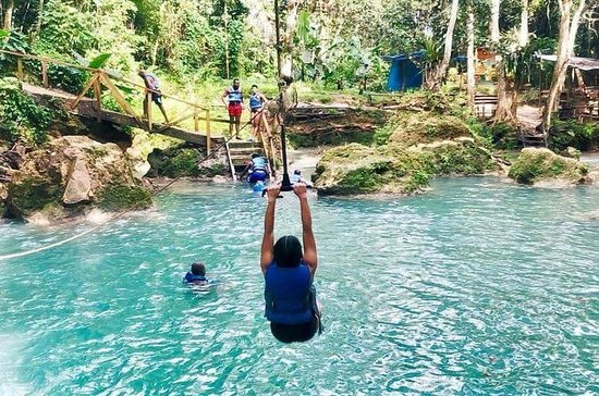 Irie Blue Hole Adventure Tour from...