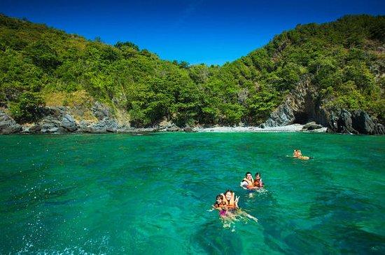 Excursion à l'île Maiton de Phi Phi...