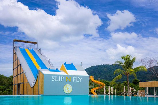 Slip N Fly Admission Ticket