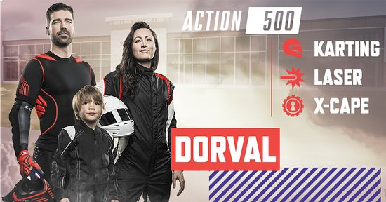 Action 500 now in Dorval!