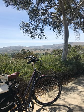 Pedego Irvine: There are many rural and open areas of Irvine to be viewed on your Pedigo!