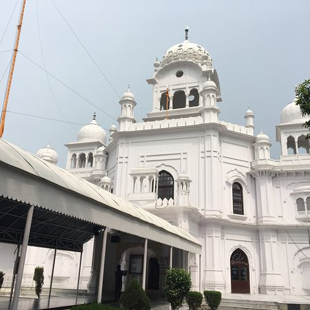 State Gurdwara at the heart of the city was constructed by Maharaja Of Kapurthala.