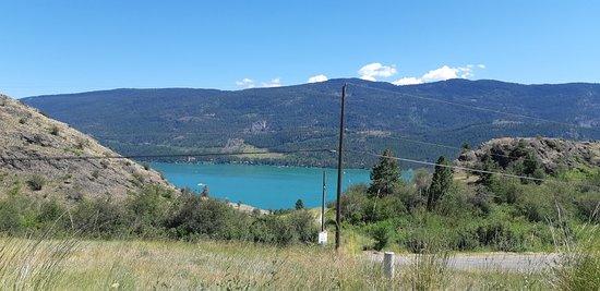 Valle de Okanagan, Canadá: Kalamalka Lake Provincial Park