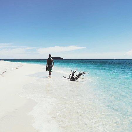 Ko Adang, Thailand: Private Beach at Adang Island Resort