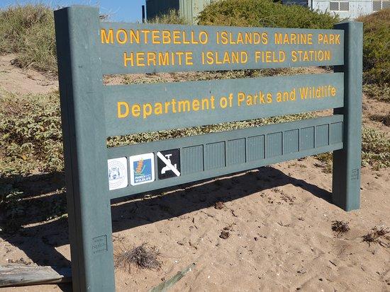 The Pilbara, Australia: Signage
