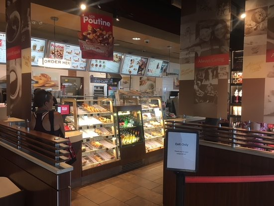 Tim Hortons Campbell River 2072 Island Hwy S