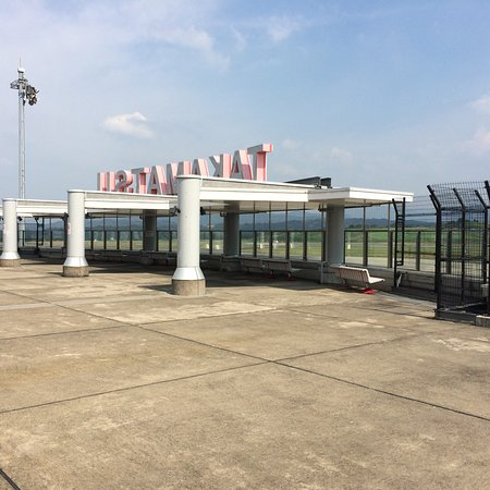 Takamatsu Airport Observation Deck