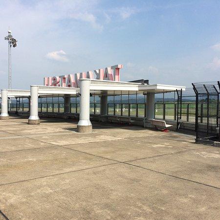 高松空港展望デッキ