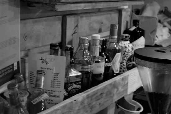 Recetto, Italy: Premium cocktails
