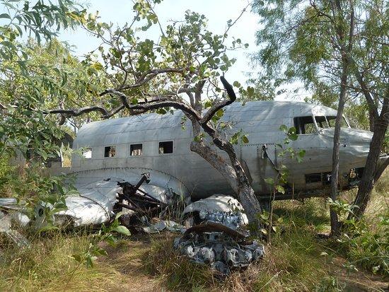 Mitchell Plateau, Australia: Plane