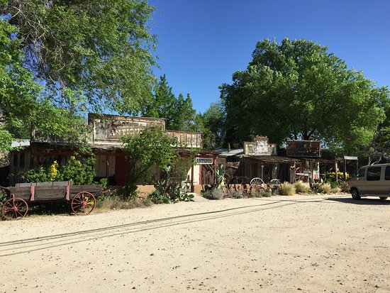Silver City Ghost Town, Bodfish, CA