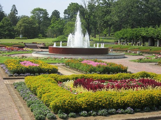 Ibaraki Botanical Garden