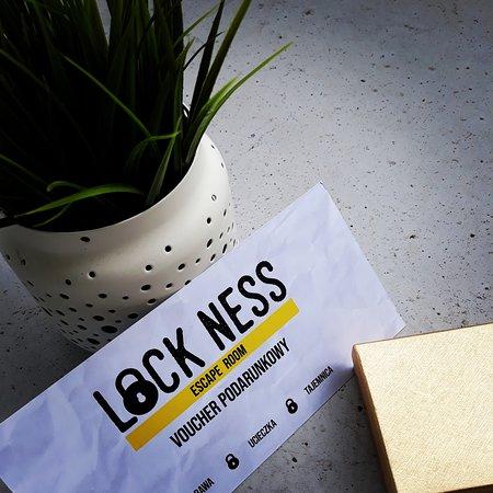 Lock Ness Escape Room