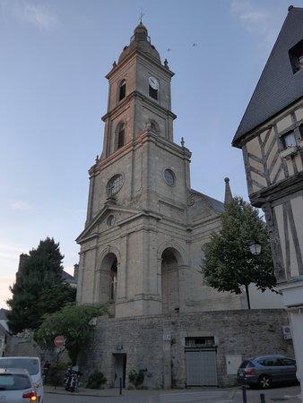 Vannes, Eglise Saint-Patern