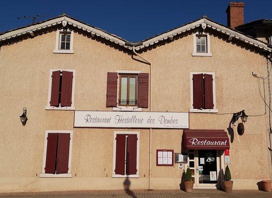 Amberieux-en-Dombes, Francja: facciata