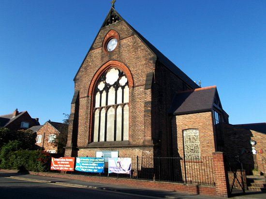 St. Barnabas Church, Warrington