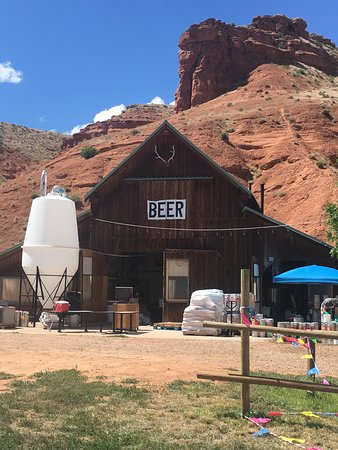 Ten Sleep, WY: Brewery