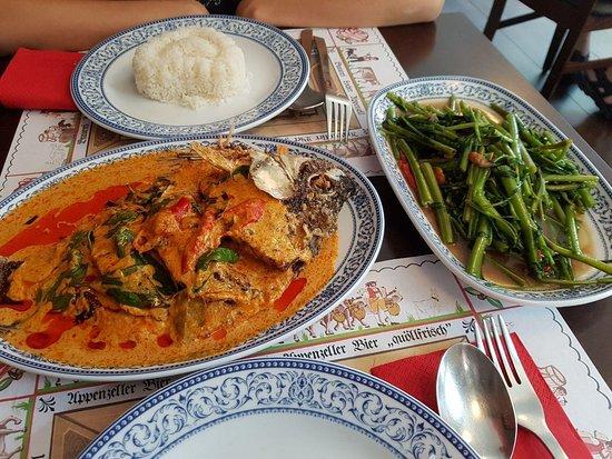 Grandiose, authentische Thai-Gerichte