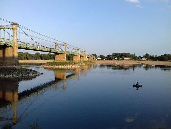 Ingrandes, França: La Loire