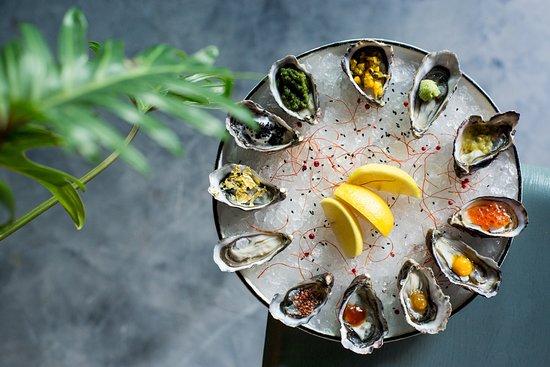 Lure oyster bar mosca ristorante recensioni numero di for Design hotel mosca
