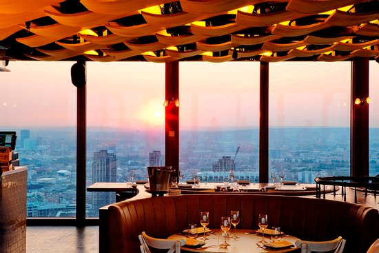 Duck And Waffle London City Of Restaurant Reviews Phone Number Photos Tripadvisor