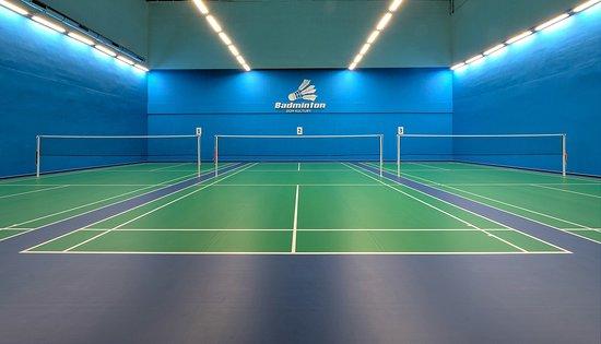 Badminton Dům kultury