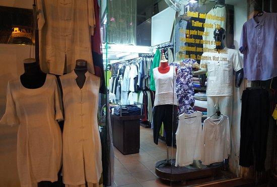 Yen Boutique - Hanoi Tailor Made Clothes