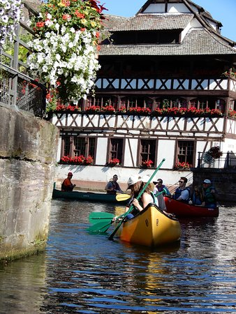 Alsace Canoës: Breathtaking way to see the town