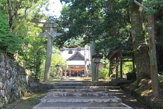 Inamihachiman Shrine