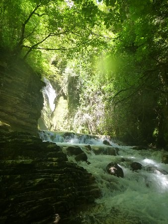 Plaka, Greece: Arachthos Rafting - Via Natura