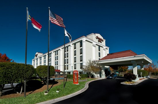 Hampton Inn Winston-Salem - I-40 / Hanes Mall