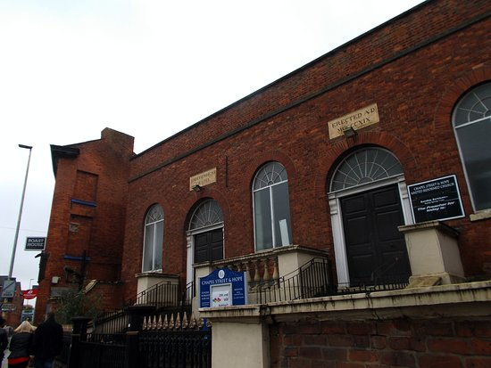 Chapel Street & Hope United Reformed Church, Salford
