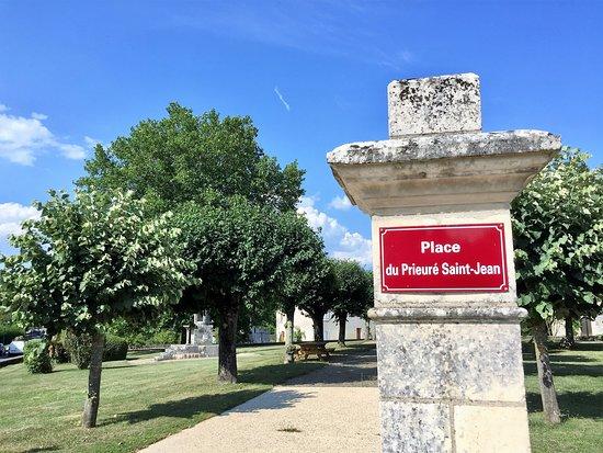 Journet, Frankreich: A voir en passant