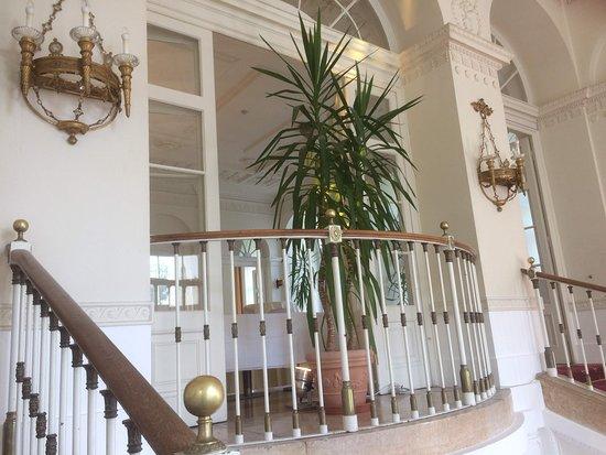 Austria Trend Hotel Schloss Wilhelminenberg Wien: Detalles del interior