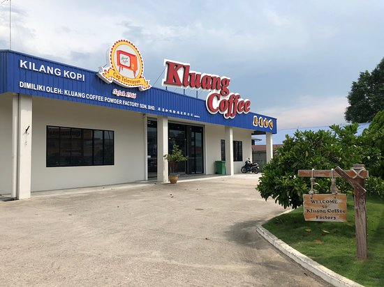Kluang Coffee Powder Factory