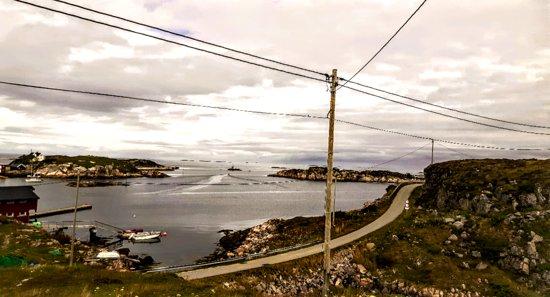 Bilde fra Frøya